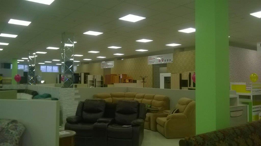 Мебельный дом Диамир в Калининграде