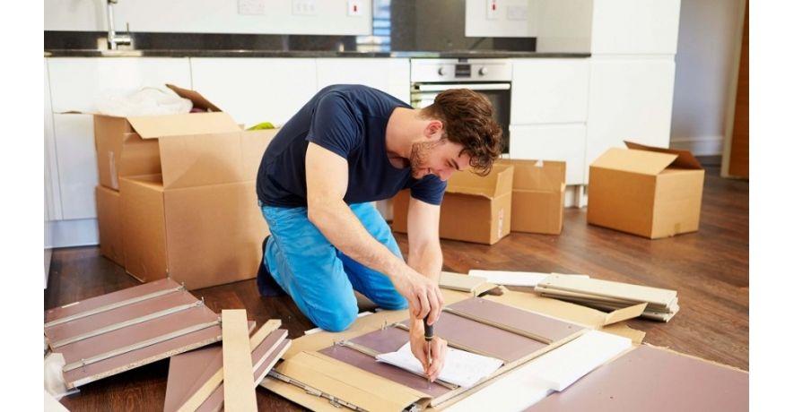 Сборка мебели профессионалами в Калининграде, заказать сборку любой мебели, быстро, качественно и недорого