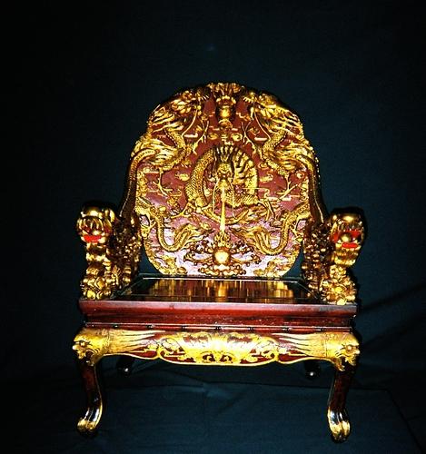 Кресло правителя