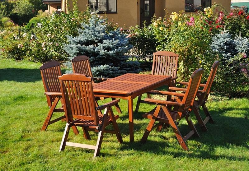 Деревянная садовая мебель в Калининград