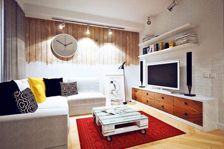 Маленькая гостиная в Калининграде