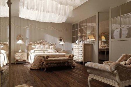 Спальня в итальянском стиле в Калининграде