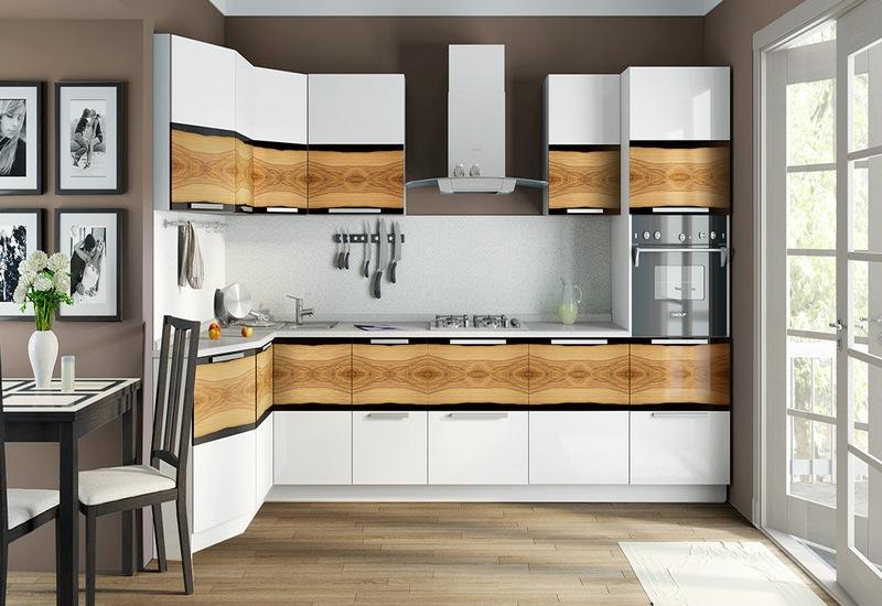 Кухонные гарнитуры в Калининграде