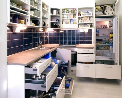 Кухонные гарнитуры в Калининграде.
